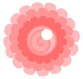Logo del fiore Fotografie Stock