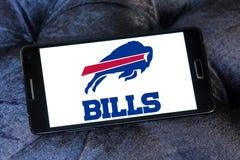 Logo del gruppo di football americano di Buffalo Bills Immagine Stock