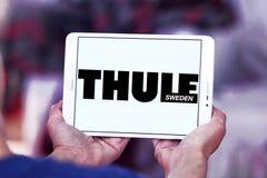 Logo del gruppo di Thule Fotografia Stock Libera da Diritti