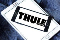 Logo del gruppo di Thule Fotografia Stock