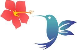Logo del nettare Fotografie Stock Libere da Diritti