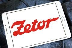 Logo del produttore dei trattori di Zetor Immagine Stock Libera da Diritti