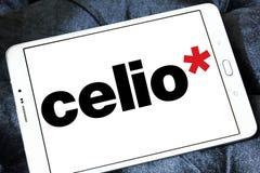 Logo del rivenditore di Celio Fotografia Stock Libera da Diritti