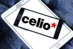Logo del rivenditore di Celio Fotografia Stock