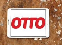 Logo del rivenditore di OTTO Immagine Stock Libera da Diritti
