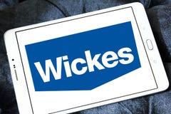 Logo del rivenditore di Wickes Fotografia Stock Libera da Diritti