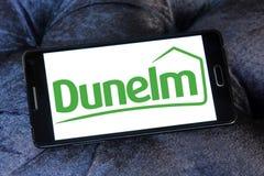 Logo del rivenditore del gruppo di Dunelm Fotografia Stock Libera da Diritti