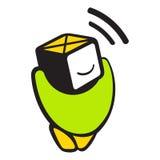 Logo del sensore royalty illustrazione gratis