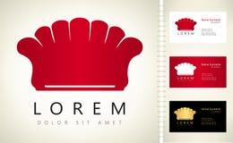 Logo del sofà royalty illustrazione gratis