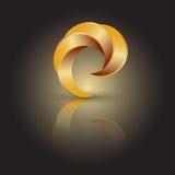 Logo dell'artiglio Fotografia Stock