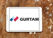 Logo dell'azienda di software di Gurtam Immagini Stock