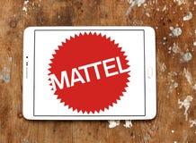 Logo dell'azienda manifatturiera del giocattolo di Mattel Fotografia Stock