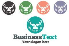 Logo dell'orso Fotografie Stock