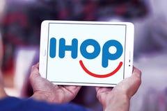 Logo della catena di ristorante di IHOP Fotografia Stock Libera da Diritti