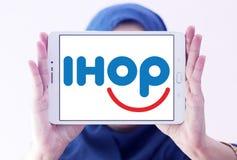 Logo della catena di ristorante di IHOP Fotografia Stock