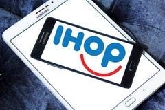 Logo della catena di ristorante di IHOP Fotografie Stock