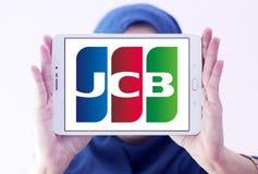 Logo della società della carta di credito del JCB Immagini Stock Libere da Diritti