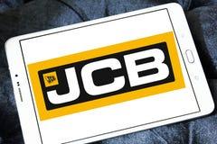 Logo della società del JCB Immagine Stock