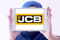 Logo della società del JCB Immagini Stock