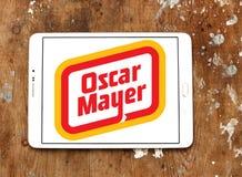 Logo della società del mayer di Oscar Fotografia Stock