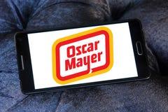 Logo della società del mayer di Oscar Fotografia Stock Libera da Diritti
