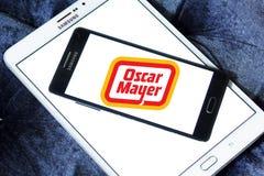 Logo della società del mayer di Oscar Immagine Stock