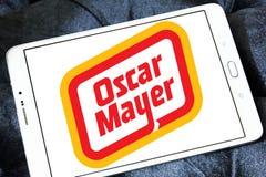 Logo della società del mayer di Oscar Immagini Stock