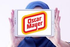 Logo della società del mayer di Oscar Fotografie Stock Libere da Diritti