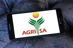 Logo della società di agricoltura di AgriSA Fotografie Stock