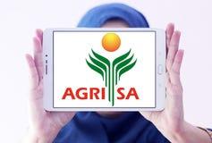 Logo della società di agricoltura di AgriSA Fotografia Stock Libera da Diritti