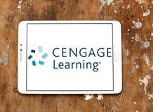 Logo della società di Cengage Fotografie Stock