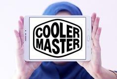 Logo della società di Cooler Master fotografia stock