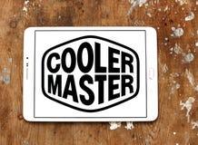 Logo della società di Cooler Master fotografia stock libera da diritti