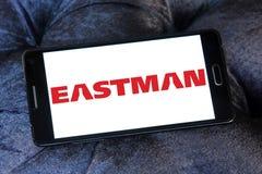 Logo della società di Eastman Chemical fotografie stock libere da diritti