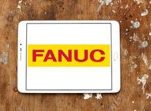 Logo della società di FANUC Immagini Stock