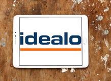 Logo della società di Internet di Idealo Immagini Stock