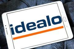Logo della società di Internet di Idealo Fotografie Stock Libere da Diritti