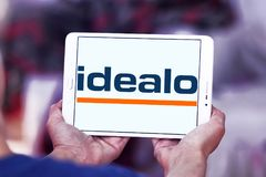Logo della società di Internet di Idealo Immagine Stock