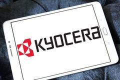 Logo della società di Kyocera Fotografia Stock Libera da Diritti