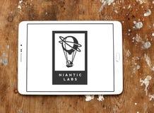 Logo della società di Niantic Immagini Stock Libere da Diritti