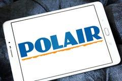 Logo della società di Polair Immagini Stock Libere da Diritti