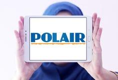 Logo della società di Polair Fotografia Stock Libera da Diritti