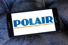 Logo della società di Polair Fotografia Stock