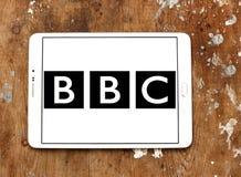 Logo della società di radiodiffusione di BBC Fotografia Stock Libera da Diritti