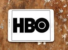 Logo della società di radiodiffusione di Hbo Immagini Stock