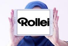 Logo della società di Rollei Fotografia Stock Libera da Diritti