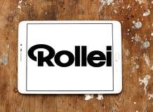 Logo della società di Rollei Immagine Stock Libera da Diritti