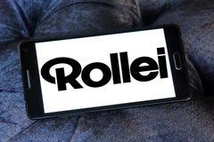 Logo della società di Rollei Immagini Stock Libere da Diritti