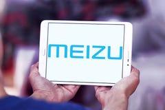 Logo della società di tecnologia di Meizu Fotografia Stock