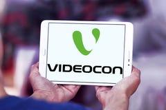 Logo della società di Videocon Fotografia Stock Libera da Diritti